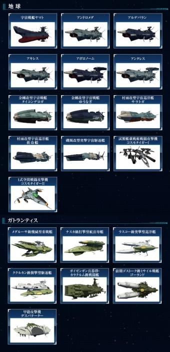 宇宙戦艦ヤマト2202 愛の戦士たち 第一章0001