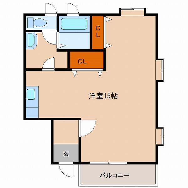 センチュリーコート5番館(1号室)