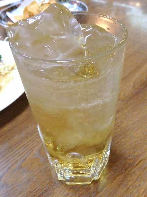 25梅酒ソーダ
