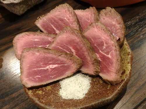 37燻製牛肉