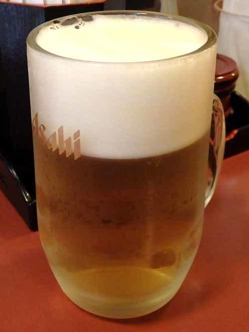 25生ビール