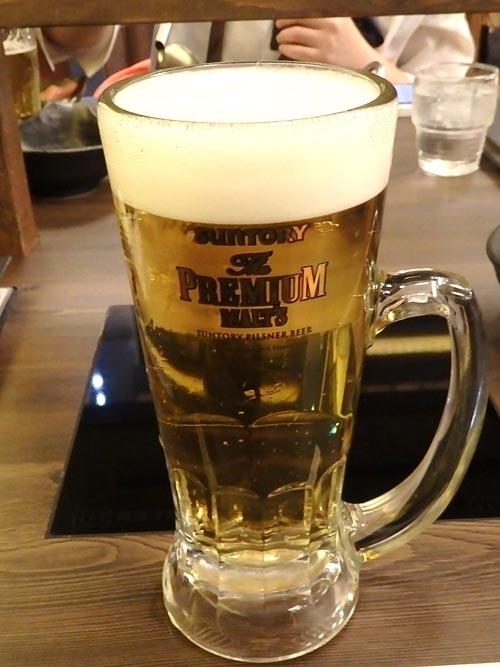 31生ビール