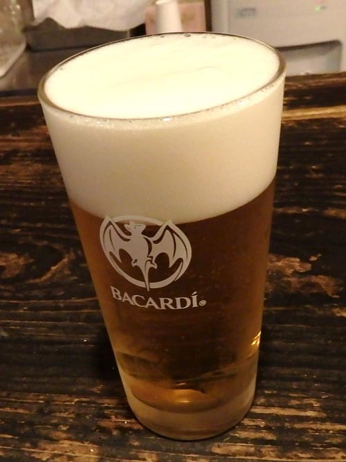 45生ビール
