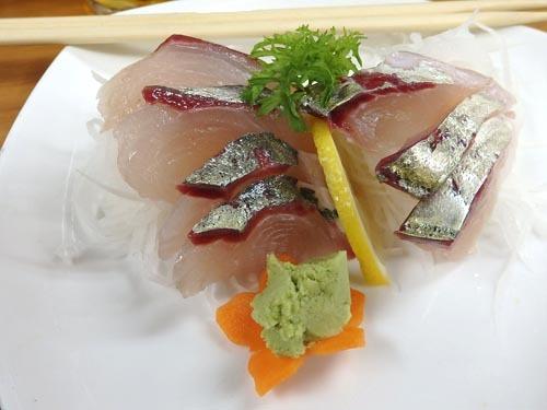 09魚刺シマアジ