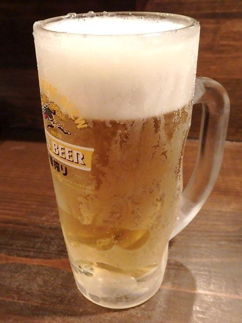 30生ビール