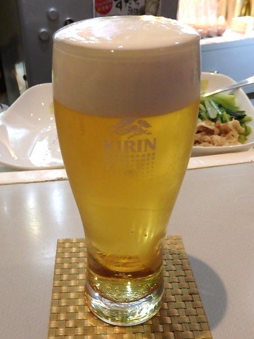 43生ビール