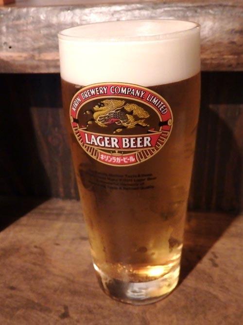 13生ビール