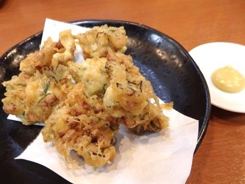 23納豆天ぷら