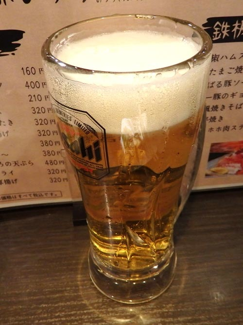 28生ビール