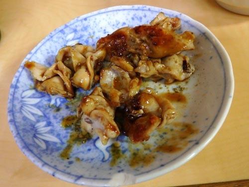 08鶏ハラミ焼き