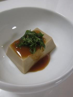 20170213 ゴマ豆腐