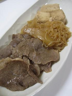 20170222 肉豆腐