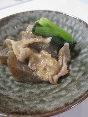 20170224 こんにゃくと豚肉の味噌煮 (3)