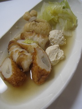 20170312 (5)白菜と鶏団子煮