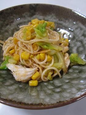 20170411ビビン麺風サラダ