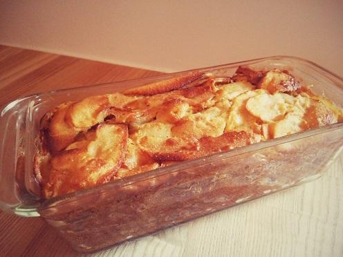 りんごケーキ⑤