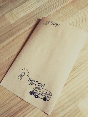 クラフトポチ袋②