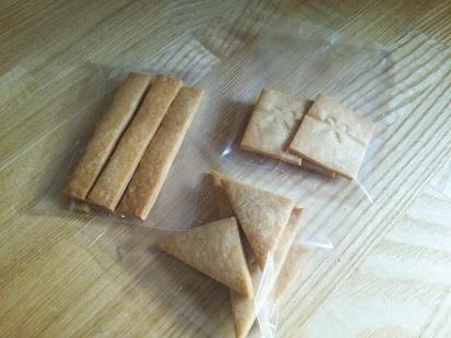 クリームチーズクッキー⑤