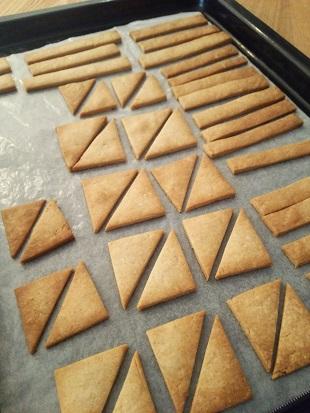 クリームチーズクッキー②