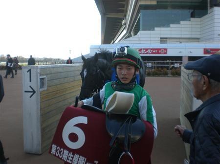 【競馬】新人騎手・川又賢治(森厩舎所属)が受けそうな変なバックアップ