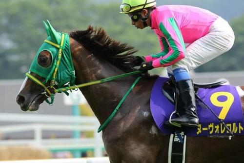 【中山牝馬S】オークス馬ヌーヴォレコルト 中山牝馬ステークスに登録