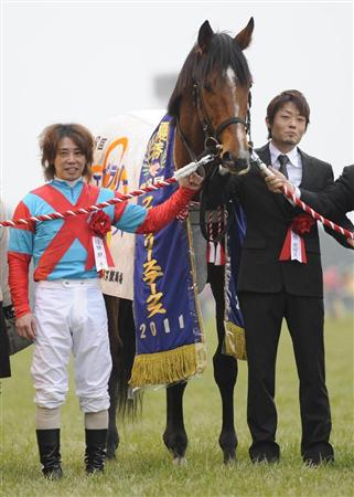 【競馬】藤田伸二騎手 ホッカイドウ競馬で 騎手 復帰か