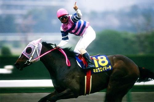 【競馬ネタ】史上最も美しい牝馬