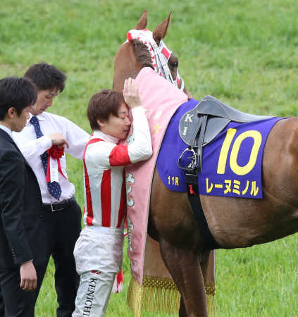 【競馬ネタ】この馬に池添乗せたらあっさりGⅠ取っちゃうんじゃね?って現役馬
