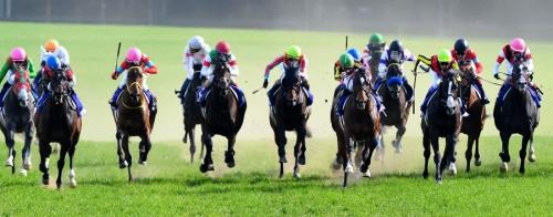 【競馬ネタ】今年の3歳牡馬は低レベルの混戦だと思われてたが、まさかの高レベル過ぎの混戦だった剣