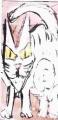 5今日の猫画 (2)