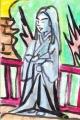 3有馬温泉寧々の像 (1)