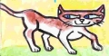 5猫のいる絵 (4)