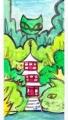 3浄瑠璃寺三重塔