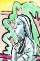 4有馬温泉寧々の像 (2)