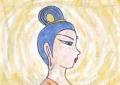 2菩薩立像奈良時代 (2)