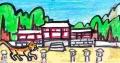 4薬師寺を守護する休ケ岡八幡宮