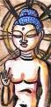 2浄土寺裸形阿弥陀奈良国立博物館仏像館 (1)