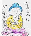 3カワイイ絵手紙 (3)