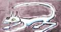5今日の猫画 (6)