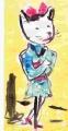 5今日の猫画 (13)