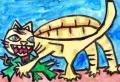 5ピカソの猫