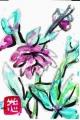 5花卉の絵手紙(3)