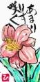 4花の絵手紙 (5)