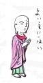 3絵手紙地蔵 (2)