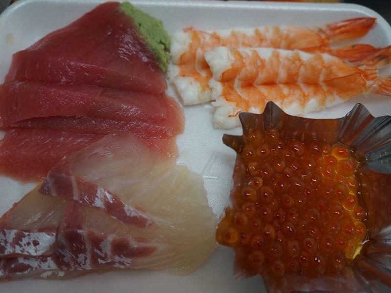海鮮寿し用 お刺身