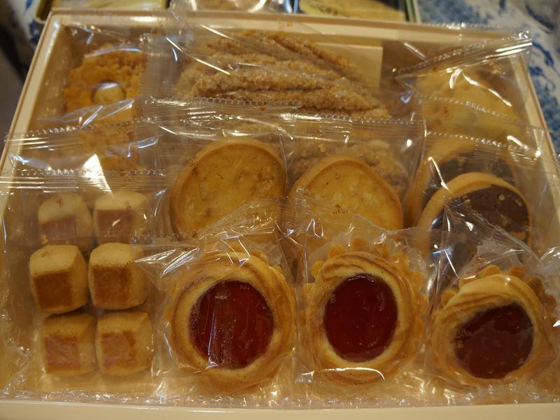 ウエストの洋菓子