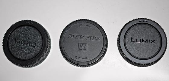リアキャップ3種