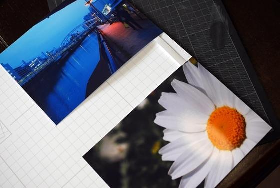 写真パネル製作