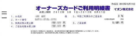 2012_8267_イオンオーナーズカード