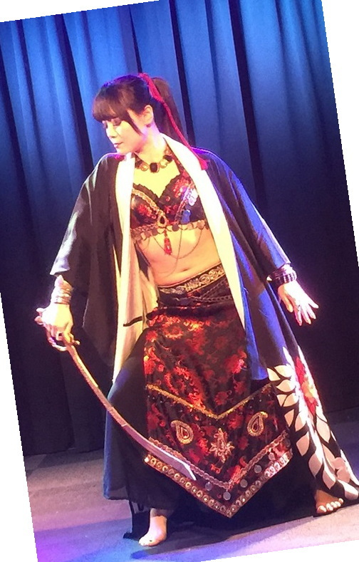 べリー剣の舞